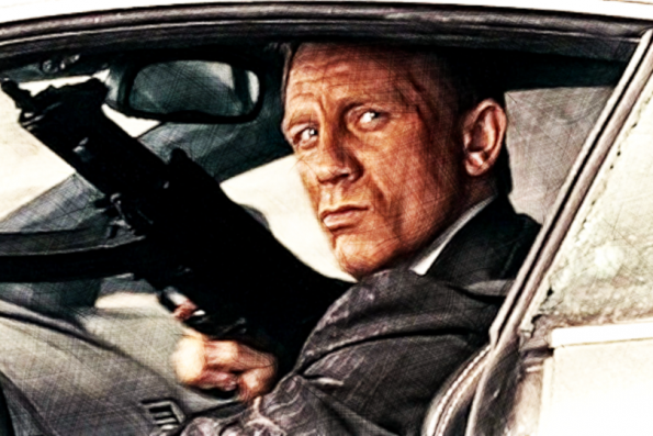Quantum of Solace: the undermined Bond