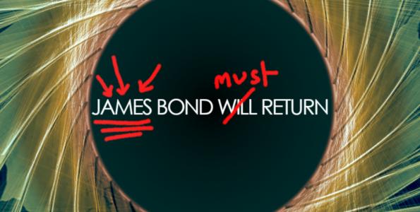 A female James Bond: a feminist's view
