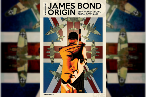 James Bond Origin comic to be launched