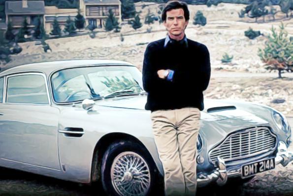 Goldeneye Aston Martin going to auction