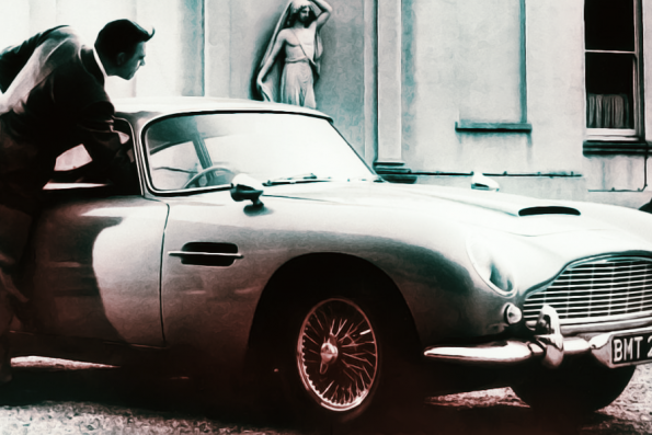 Has the Goldfinger Aston Martin been found?