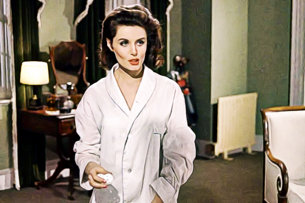 First Bond girl Eunice Gayson dies aged 90