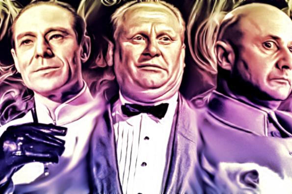 60s villains: the actors' survival