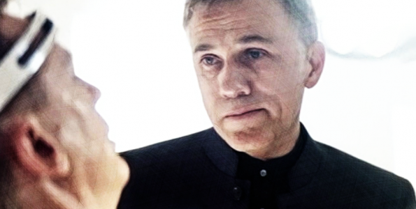 """""""No, no, no. Turn this off. Turn this off. I said, turn it off!"""" — looking back on SPECTRE"""