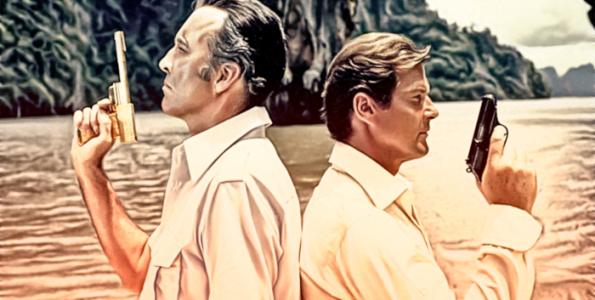 The Man with the Golden Gun: a 007 Underdog