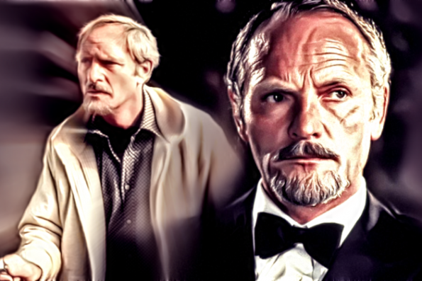 """Leave their legs free — they'll make appetising bait"" — For Bond Fans Only in conversation with Julian Glover"