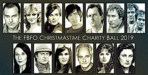 The FBFO Christmastime Charity Ball in aid of Saint Francis Hospice feat. star guests