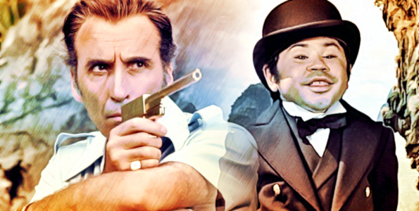 Bond villains and henchmen of the '70s part three: The Man with the Golden Gun
