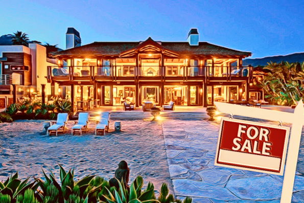 Try another day: Pierce Brosnan is struggling to sell Malibu mansion