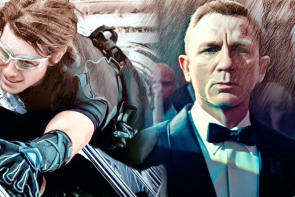 Has Mission: Impossible superseded James Bond?