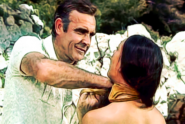 James Bond — and there's #MeToo