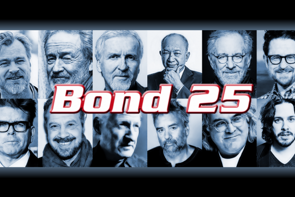 Who should direct Bond 25?