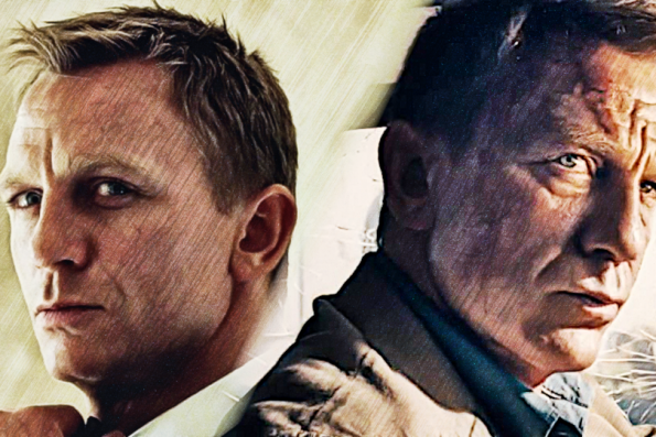 Daniel Craig reveals playing Bond once more was a better option than slashing his wrists