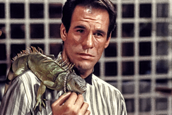 Bond villains of the '80s — sometimes all too real: Licence to Kill